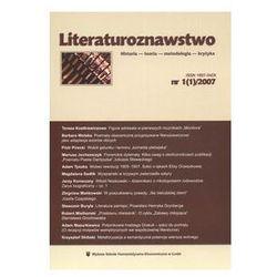 Literaturoznawstwo (opr. miękka)