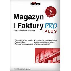 Magazyn i Faktury PRO Plus - 1 firma / 5 stanowisk