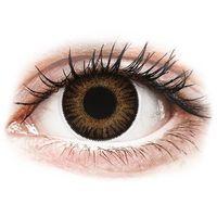 Soczewki kontaktowe, ColourVUE 3 Tones Brown - zerówki (2 soczewki)