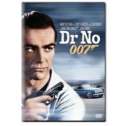 James Bond: 007 Dr. No (DVD) - Terence Young DARMOWA DOSTAWA KIOSK RUCHU