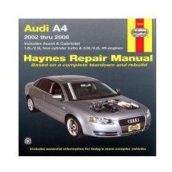 Audi A4 (2002 do 2008) (USA)