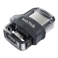 Flashdrive, Pendrive SanDisk Ultra Dual Drive M3.0 32GB micro