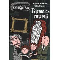 Książki dla dzieci, Tajemnica Mumii. Biuro Detektywistyczne Lassego I Mai (opr. twarda)