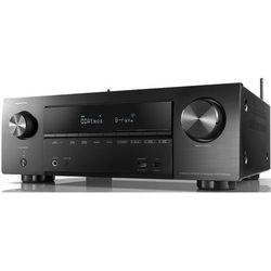 DENON amplituner AVR-X1600H, czarny