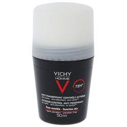VICHY Homme antyperspirant 72h 50ml