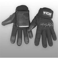 Ochraniacze na ciało, slide rękawice TSG TSG - stelvio DH sk8 glove black (102)