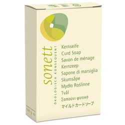 Ekologiczne mydło roślinne (popularne) Kostka 100 g SONETT