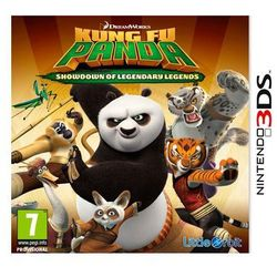 Kung Fu Panda: Showdown of Legendary Legends - Nintendo 3DS - Bijatyka
