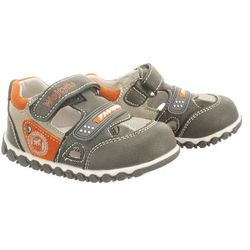 WOJTYŁKO 1BA11214 oliwka, sandały/półbuty dziecięce, rozmiary: 20-23 - Zielony