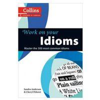 Książki do nauki języka, Sandra Anderson - Idioms (opr. miękka)