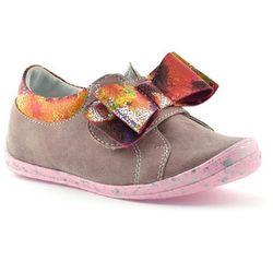 Półbuty dziecięce Kornecki 06142 - Kolorowy ||Pudrowy róż