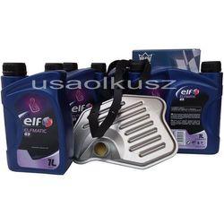 Filtr oraz olej ELF G3 automatycznej skrzyni biegów Lincoln Town Car