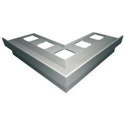 SOPRO PT 266/41- narożnik zewnętrzny 90°, grafitowy