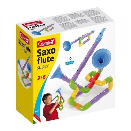 Instrumenty dla dzieci, Super Saxoflute 30 elementów
