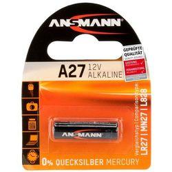 Ansmann Bateria alkaliczna 12V A27 Darmowy odbiór w 16 miastach!