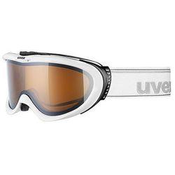 Gogle Uvex Comanche polavision - 55/1/096 - WHITE