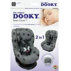 Pokrowiec do fotelika 9-18kg Grey Stars, Dooky