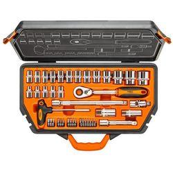 Zestaw kluczy nasadowych NEO 1/2 cala 08-621 (42 elementy) DARMOWY TRANSPORT