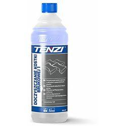TENZI Doczyszczanie KOSTKI BRUKOWEJ 1, DS-07 (1 litr, 1:20) - preparat w koncentracie do zabrudzeń ropopochodnych, smarów