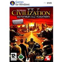 Gry na PC, Civilization 4 Beyond the Sword (PC)