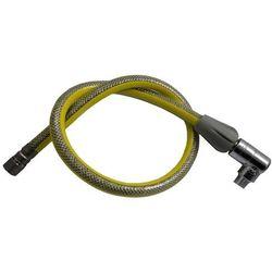 Przewód gazowy LECHAR FPG1-Z-1/2X100 L1.00 (Z zaworem odcinającym) + DARMOWY TRANSPORT!