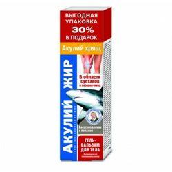 Regenerujący Żel balsam Olej z rekina+chrząstka rekina Dr Dikula