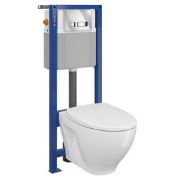 Zestaw podtynkowy WC CARLO CERSANIT