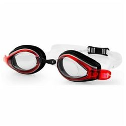 Okulary pływackie SPOKEY Kobra Czarno-czerwony