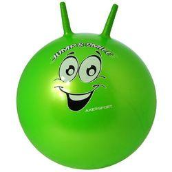 Piłka gimnastyczna AXER SPORT A0048 Zielony + Zamów z DOSTAWĄ JUTRO!