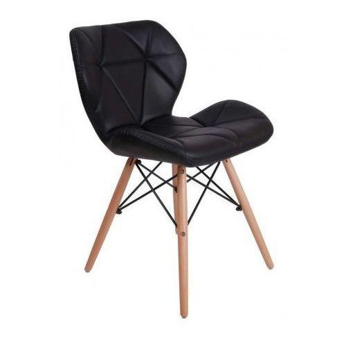 Krzesła, KRZESŁO OSLO CZARNE