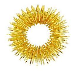 Pierścień Su Jok - Terapia Su Dżok złoty