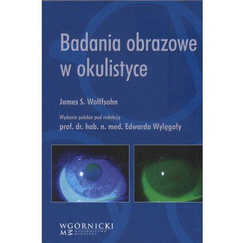 Książki medyczne, Badania obrazowe w okulistyce (opr. miękka)