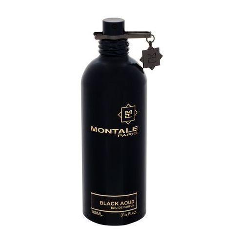 Testery zapachów dla mężczyzn, Montale Paris Black Aoud woda perfumowana 100 ml tester dla mężczyzn