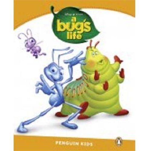 Książki do nauki języka, A bug`s life level 3 (opr. miękka)