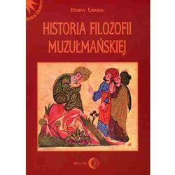 Historia filozofii muzułmańskiej (opr. miękka)