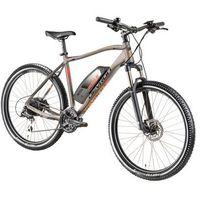 """Rowery elektryczne, Elektryczny rower górski Devron Riddle M1.7 27,5"""" - model 2018, Neonowy, 20,5"""""""