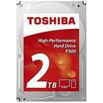Dysk TOSHIBA P300 2TB (HDWD120UZSVA) + DARMOWY TRANSPORT!