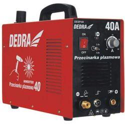 Przecinarka plazmowa DEDRA DESPi40 promocja (-6%)