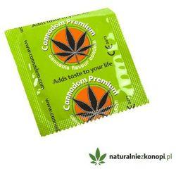 Prezerwatywa konopna Cannadom Premium