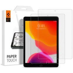 2x Folia Ochronna Spigen Paper Touch do iPad 7 / 8 10.2 2019 / 2020