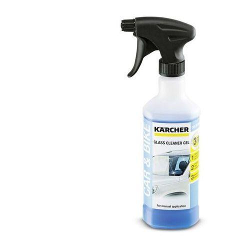 Pozostałe akcesoria do narzędzi, Karcher Żel do czyszczenia szkła RM 724G 6.295-762.0 - produkt w magazynie - szybka wysyłka!