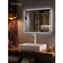 Lustro z oświetleniem ledowym do łazienki: JASMIN-07