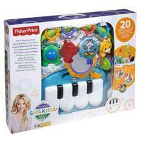 Pozostałe zabawki edukacyjne, Edukacyjna Mata z Pianinkiem Fisher Price CKL80
