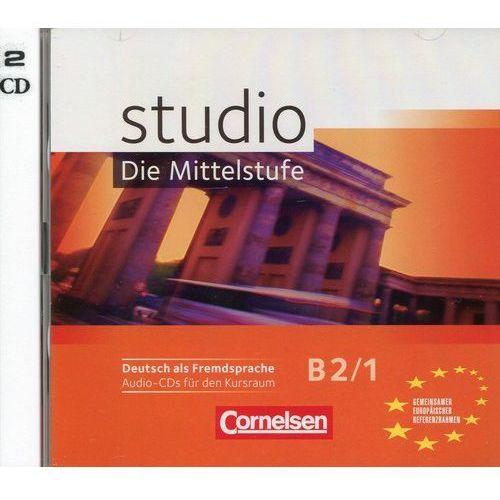 Książki do nauki języka, Studio d B2/1 CD