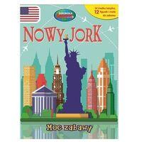 Książki dla dzieci, Nowy Jork. Moc zabawy. 12 figurek i mata do zabawy - Praca zbiorowa (opr. twarda)