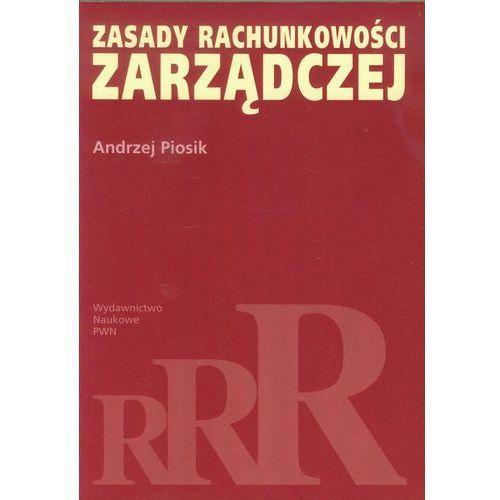Biblioteka biznesu, Zasady rachunkowości zarządczej (opr. miękka)