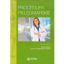 Procedury pielęgniarskie Podręcznik dla studiów medycznych (opr. miękka)