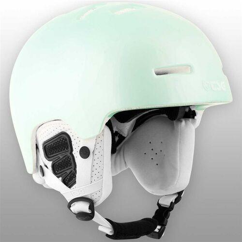 Kaski i gogle, kask TSG - Arctic Nipper Maxi Solid Color Gloss Turquoise (234)