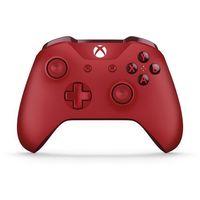 Pozostałe gry i konsole, Kontroler bezprzewodowy Microsoft do konsoli Xbox One (czerwony)