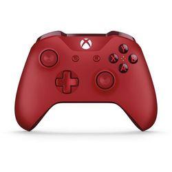Kontroler bezprzewodowy do konsoli Xbox One (czerwony)